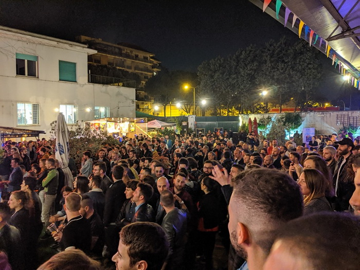 La Gay Croisette a Largo Venue (Roma)