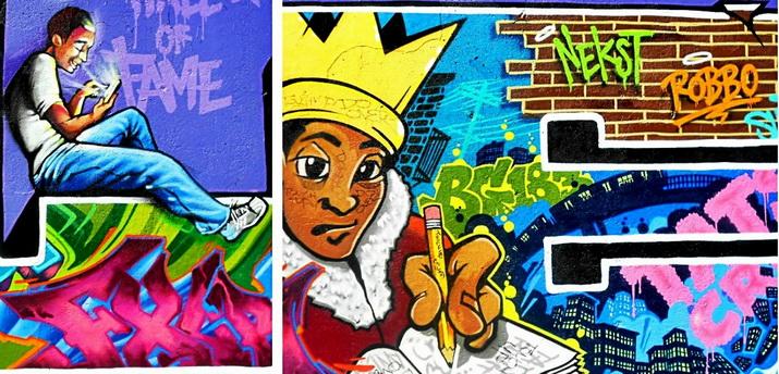 8.graffiti
