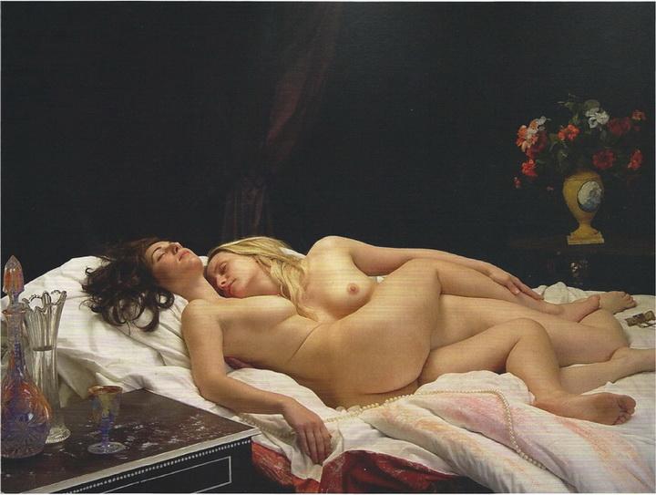 Mary-Ellen-Strom-Nude-5-Eleanor-Dubinsky-and-Melanie-Maar-2005