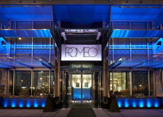 Romeo Hotel, Via Cristoforo Colombo 45, Napoli
