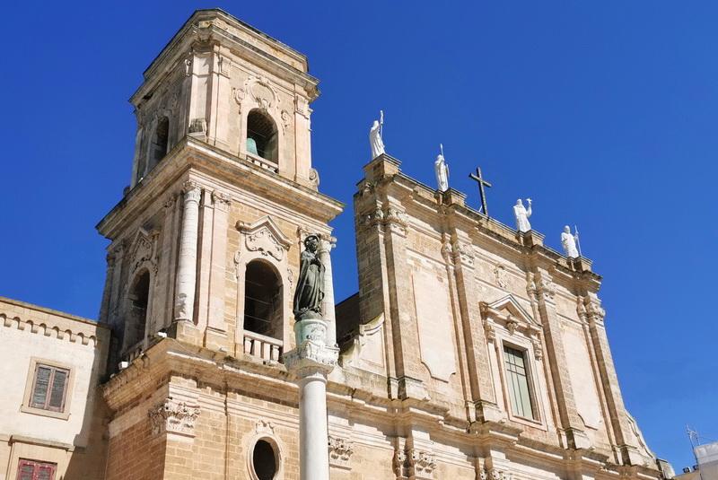 Cattedrale, Brindisi. Foto © Mauro Orrico