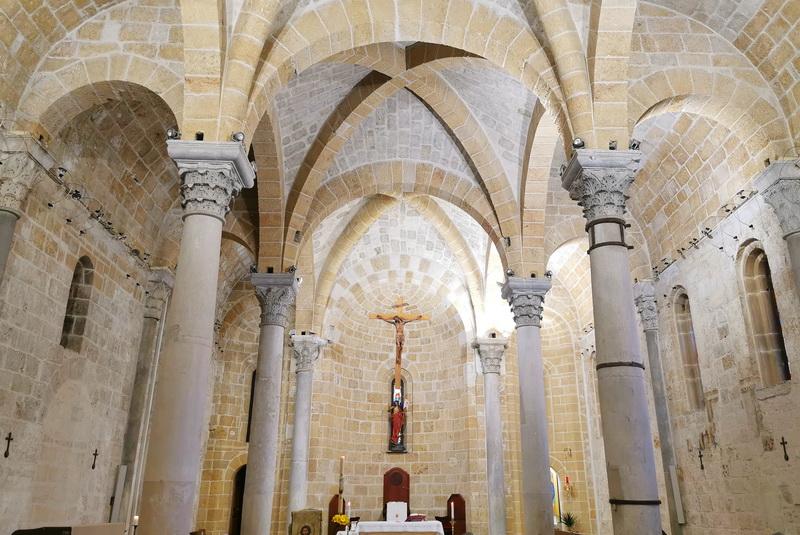 Chiesa di San Benedetto. Foto © Mauro Orrico