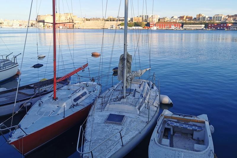Porto di Brindisi. Foto © Mauro Orrico