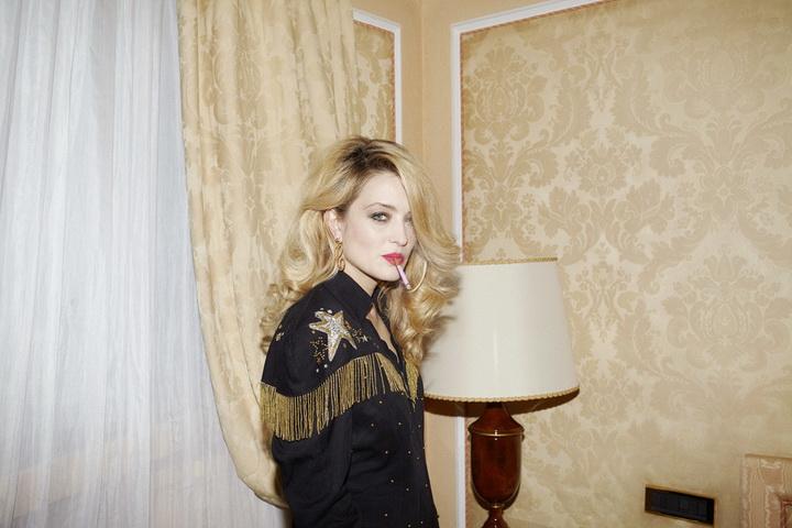 Carolina Crescentini. Foto: Simon.