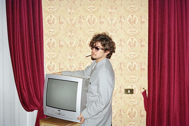 Riccardo Scamarcio. Foto: Simon.