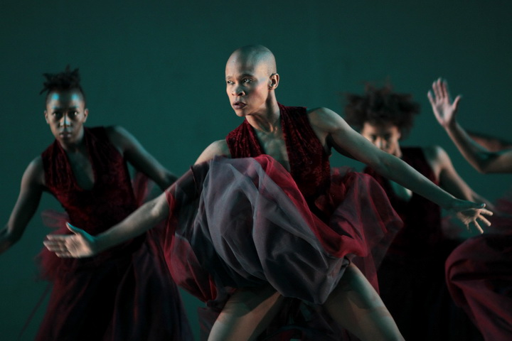 Giselle di Dada Masilo - fotocredits: Romaeuropa