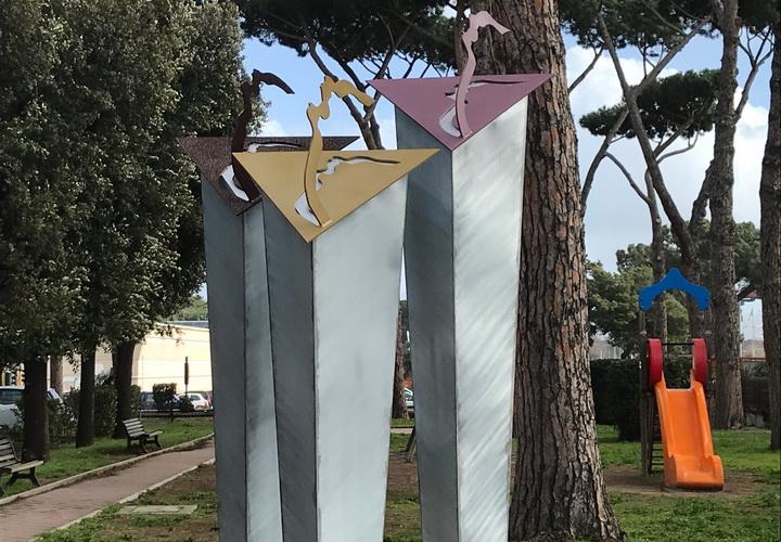 Svelat...@...mente, l'opera di Valeria Catania.