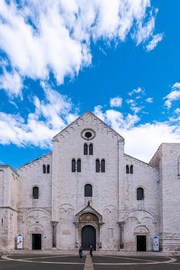 Basilica di San Nicola. Foto © Antonio Leo
