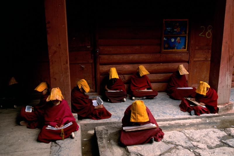Kham. Litang, Tibet, 1999 © Steve McCurry