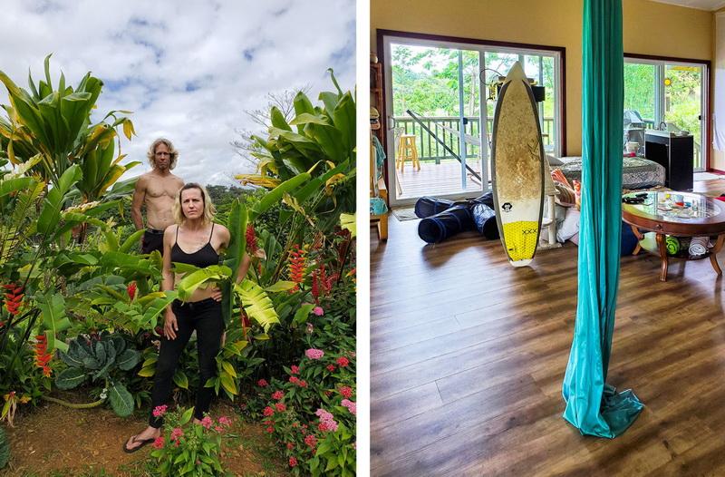 Matt & Megan / IT & Bartender / Kapa'a Hawaii