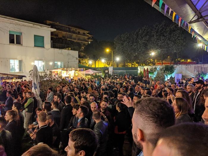 La Gay Croisette a Largo Venue (Roma)