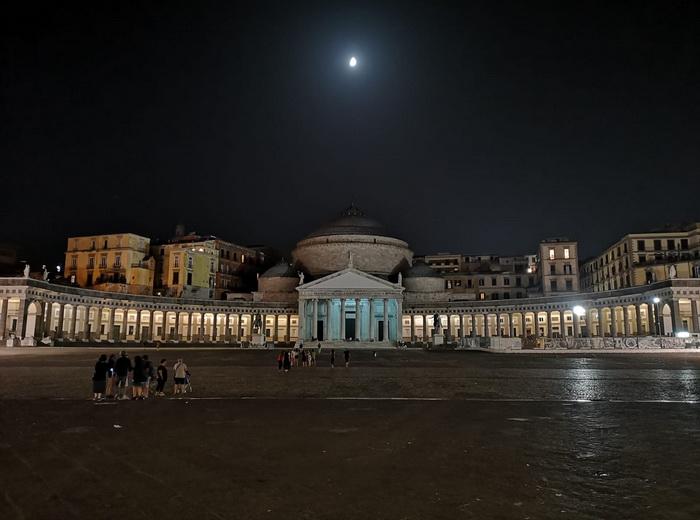 Piazza Plebiscito. (Foto: Simone Marangon)