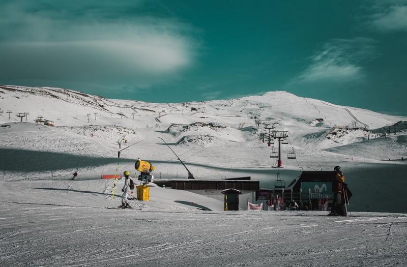 Estacion de Sierra Nevada