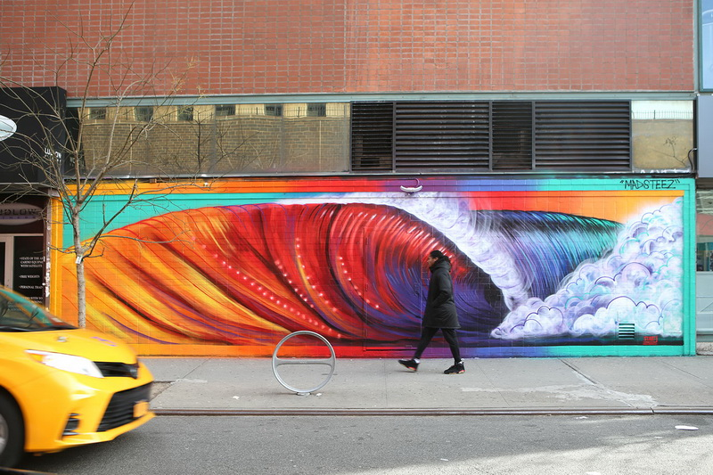 """WEENwave"" di Madsteez in New York City"