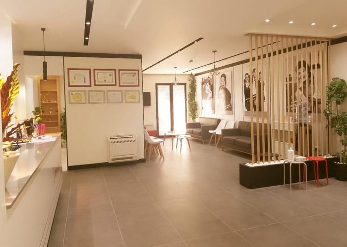 La nuova clinica Impladent di Tirana