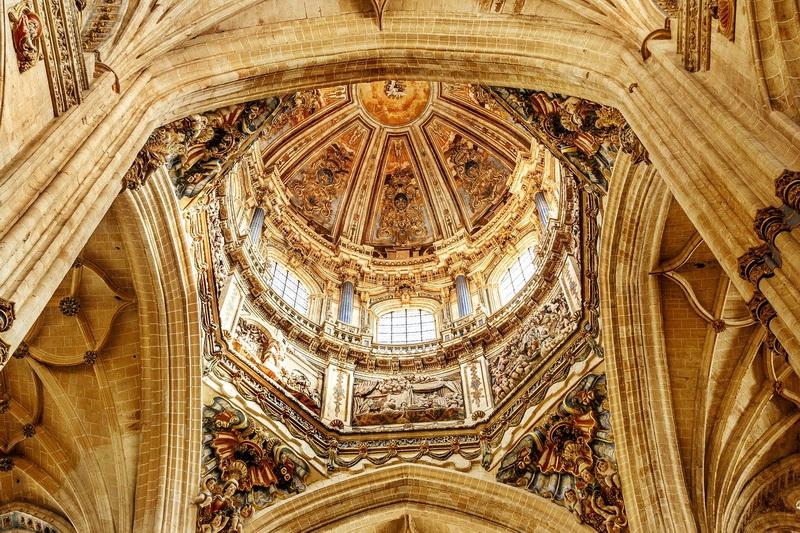 La cattedrale di Salamanca