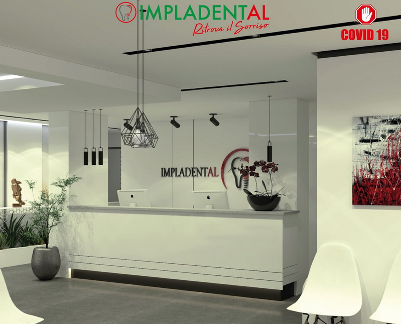 La nuova clinica di Impladental