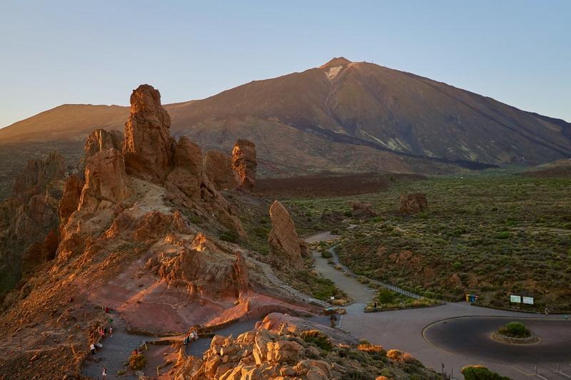 Boca Tauce - Parque Nacional del Teide