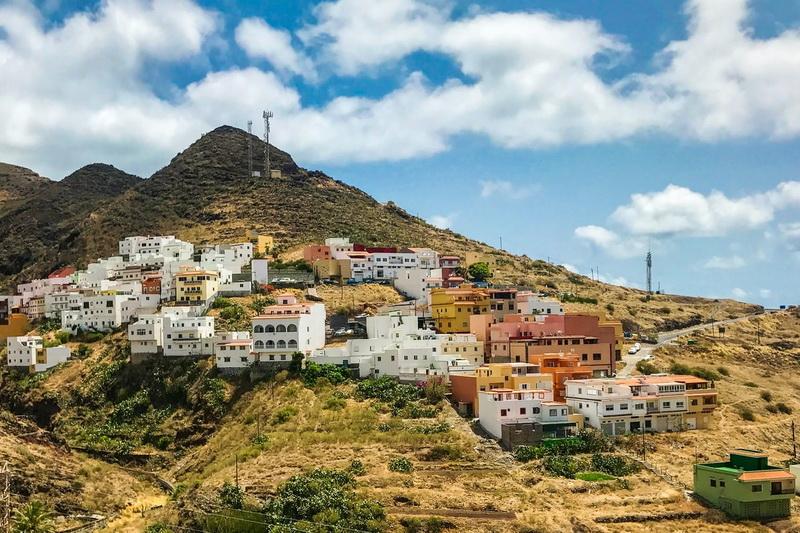 Taganana, Santa Cruz de Tenerife