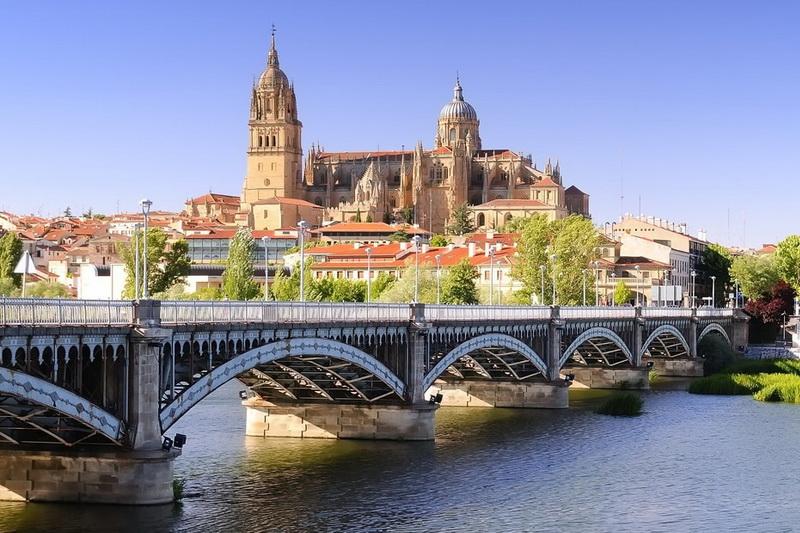Vista su Salamanca