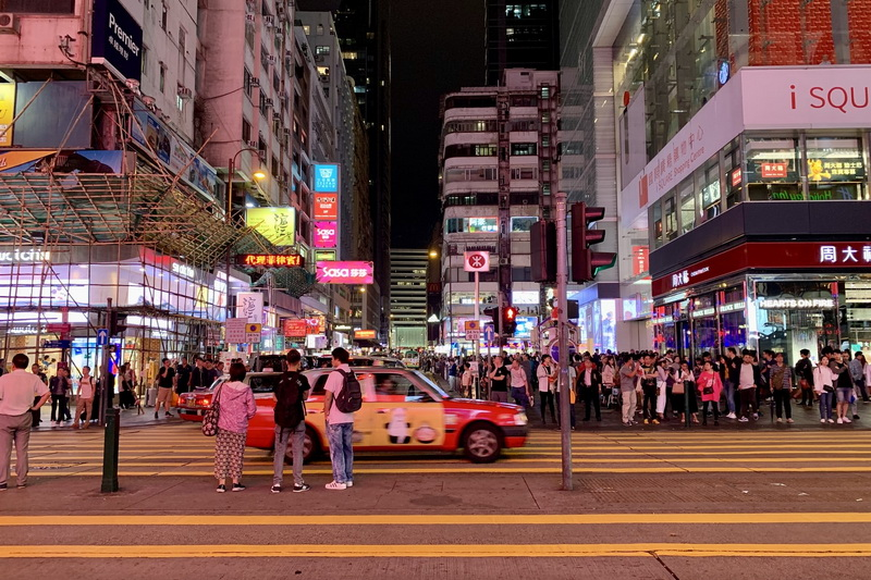 Hong Kong. Foto: Wee Ping Khoo