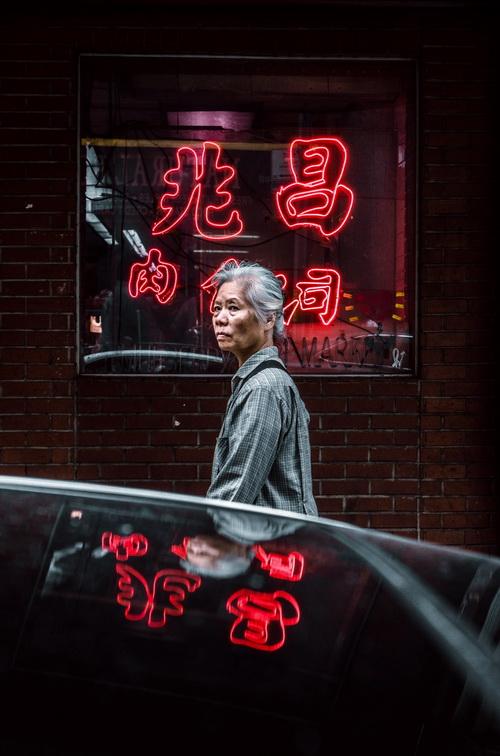 Pechino. Foto: Justin Peralta