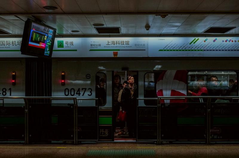 Shanghai. Foto: Nuno Alberto