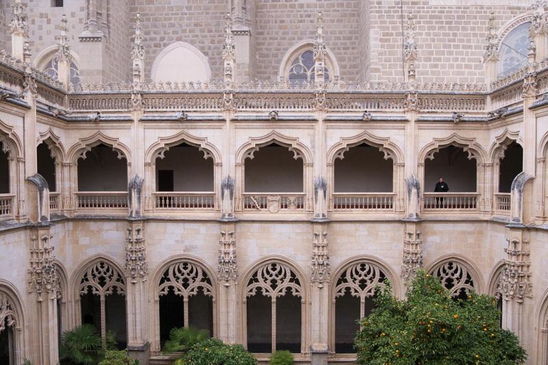 Monastero di San Juan de los Reyes