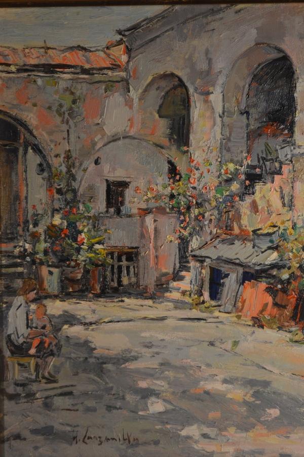 'Chiostro' di Nicola Canzanella