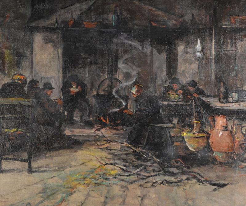 'Desco Campagnolo' di Bartolomeo Paradiso