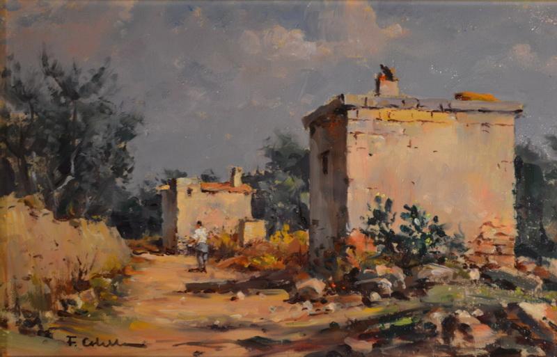 'Rustico' di Franco Colella