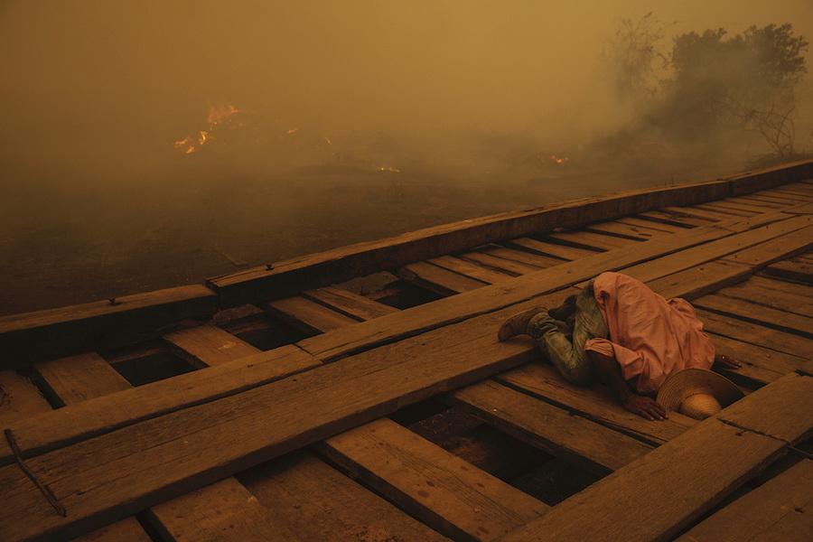 Pantanal Ablaze © Lalo de Almeida, Brasile (Ambiente, Storie, 1° premio)