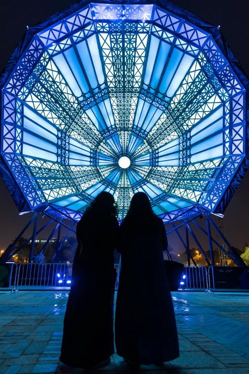 Ilya&Emilia Kabakov The Cupola, 2003 © Riyadh Art
