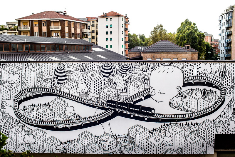 Millo, B.Art – Arte in Barriera