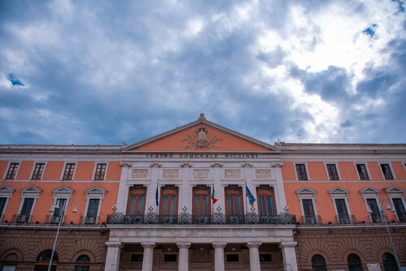 Teatro Piccinni. Foto © Antonio Leo