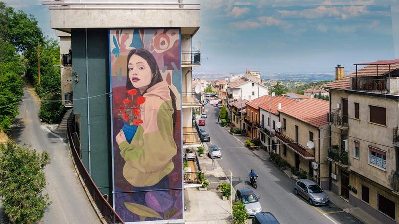 Artez, Santa Sofia D'Epiro, 2021. Foto: Iacopo Munno