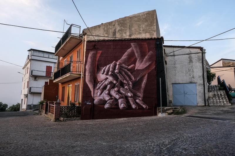 Emeid, San Giorgio Albanese, 2021. Foto: Iacopo Munno