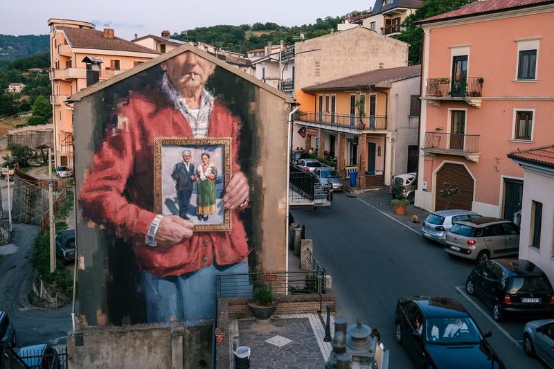 Slim Safont, Santa Sofia D'Epiro, 2021. Foto: Iacopo Munno
