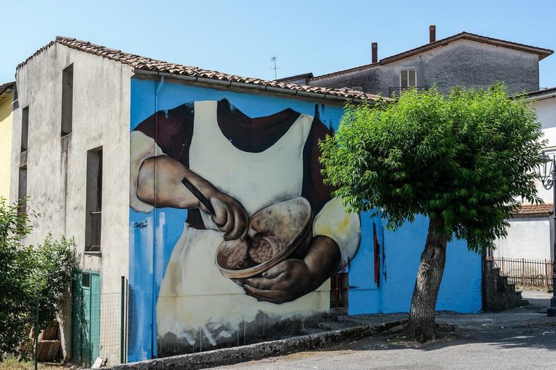 SteReal, Bianchi, 2021. Foto: Iacopo Munno
