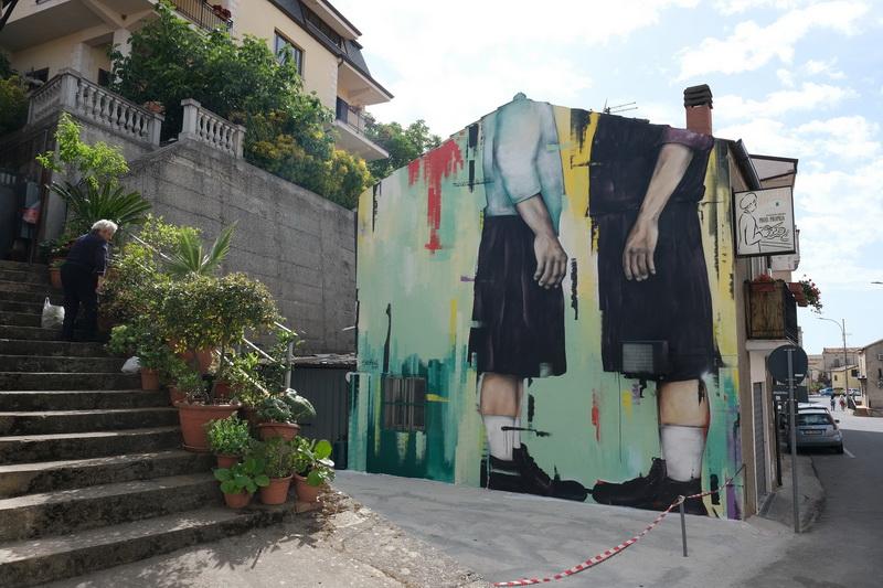SteReal, Santa Sofia D'Epiro, 2021. Foto: Iacopo Munno