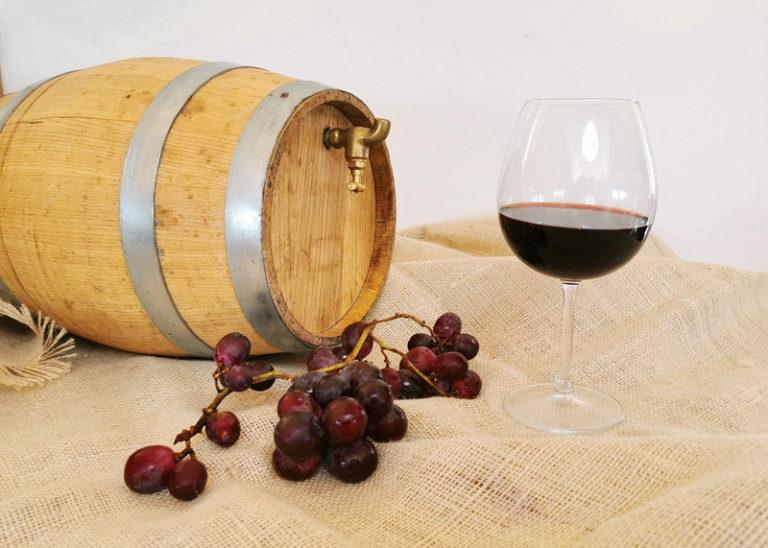 I vini di Puglia, Nero di Troia. Foto © Mauro Orrico