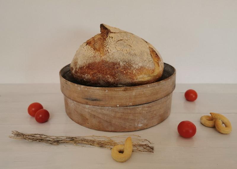 Pane di Ascoli Satriano. Foto © Mauro Orrico